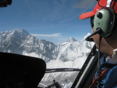 Mountain Heli Tour