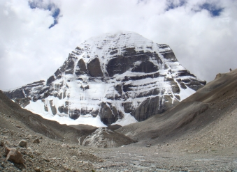 Kailash from Deraphuk on the way
