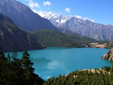 Phoksundo Lake in Dolpa Region