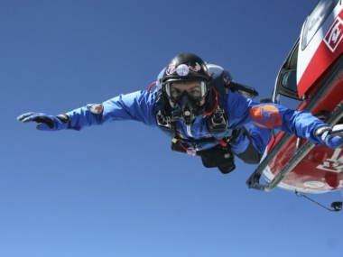 Everest Skydive Nepal Solo Jump
