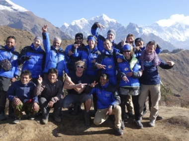 Everest Skydive Nepal