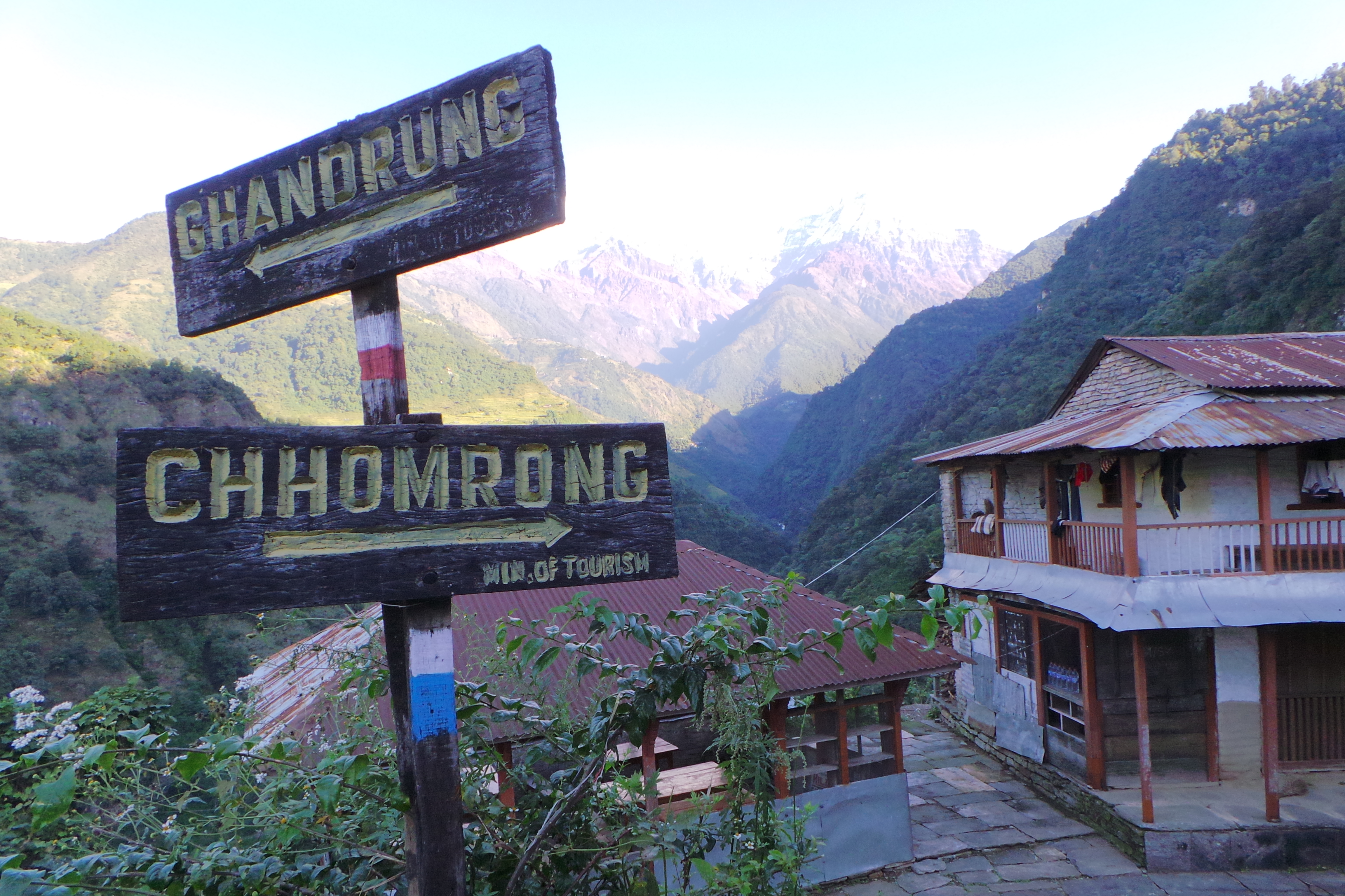 Village in Annapurna Region