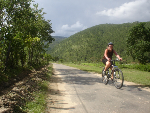 Bhutan Mountain Biking