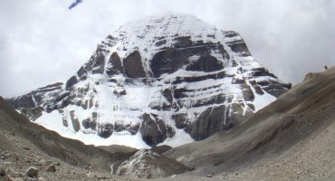 Kailash from Deraphuk