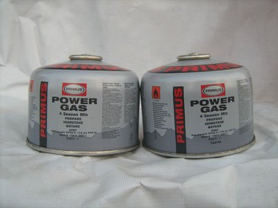 225ml-can225ml cans of Primus Power Gas