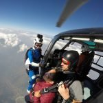 When the Girl Who Feared Height Did Skydive