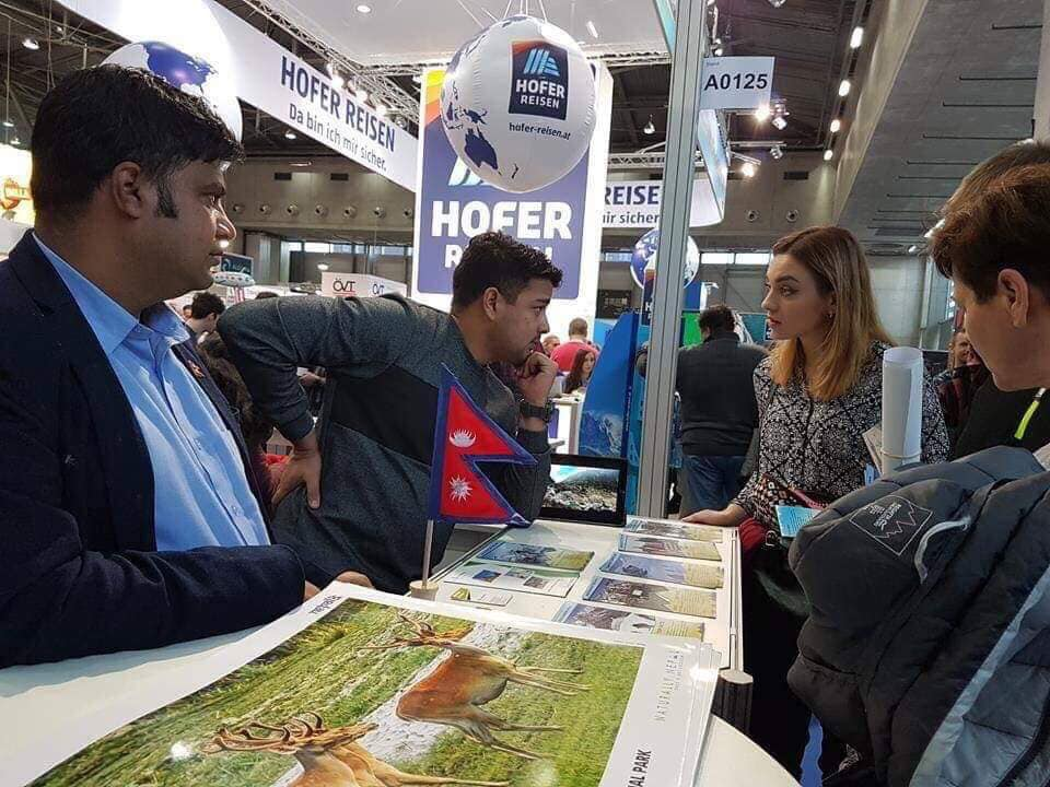 Explore Himalaya in Ferien-Messe Wien 2019