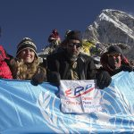 Everest Peace Project's Everest Base Camp trek
