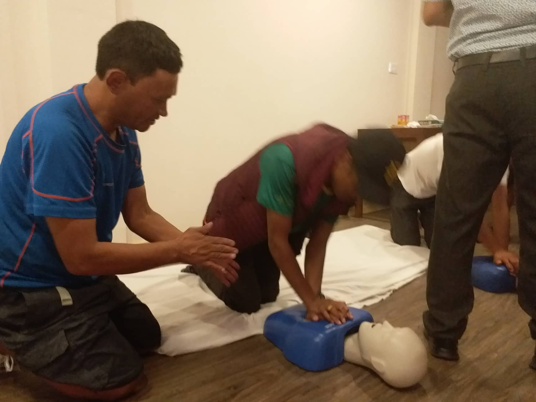 Explore Himalaya First Aid Training