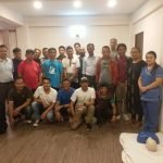 First Aid Training Conducted by Explore Himalaya