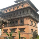 Home-stay visits in Nuwakot.