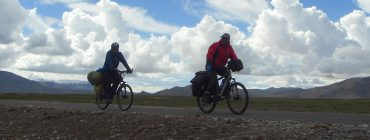 Mountaining biking in Nepal