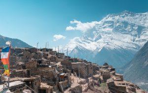 GHAYRU VILLAGE Annapurna Circuit Trek