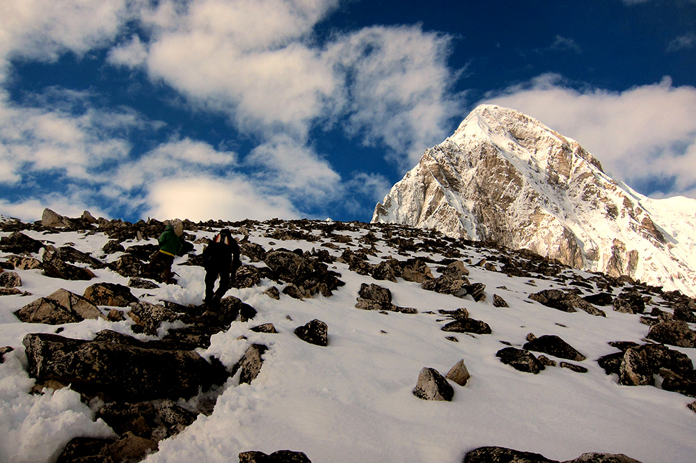 Everest Base Camp Trek after quake 2015