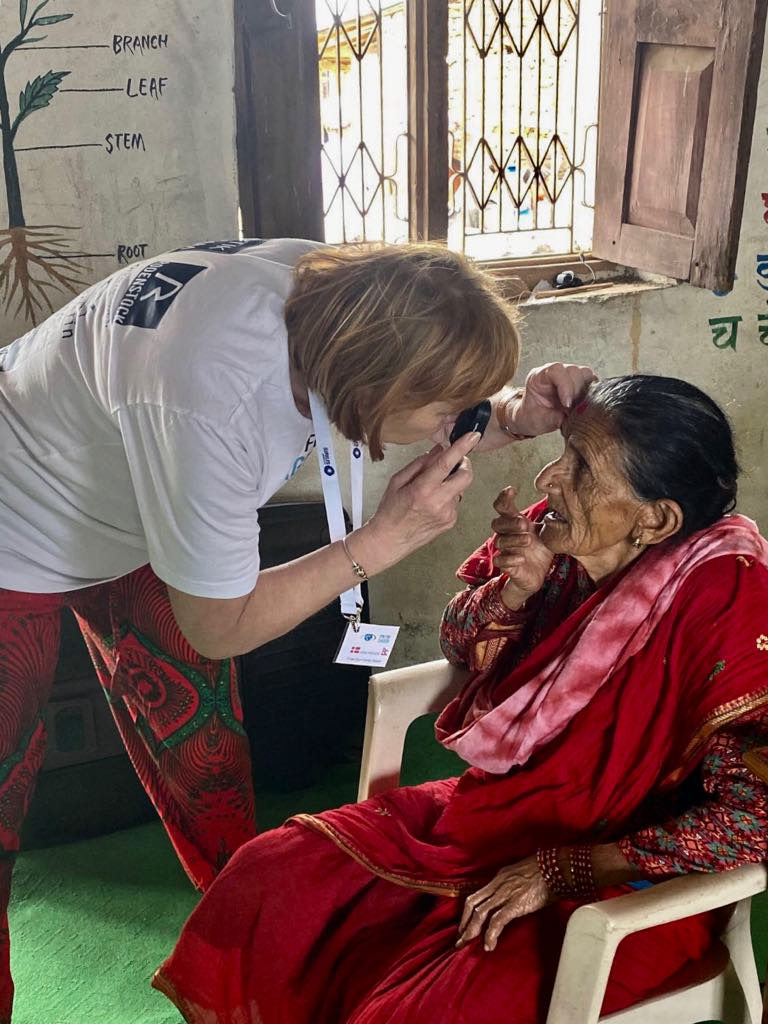 Eye Camp 2019 Lamjung