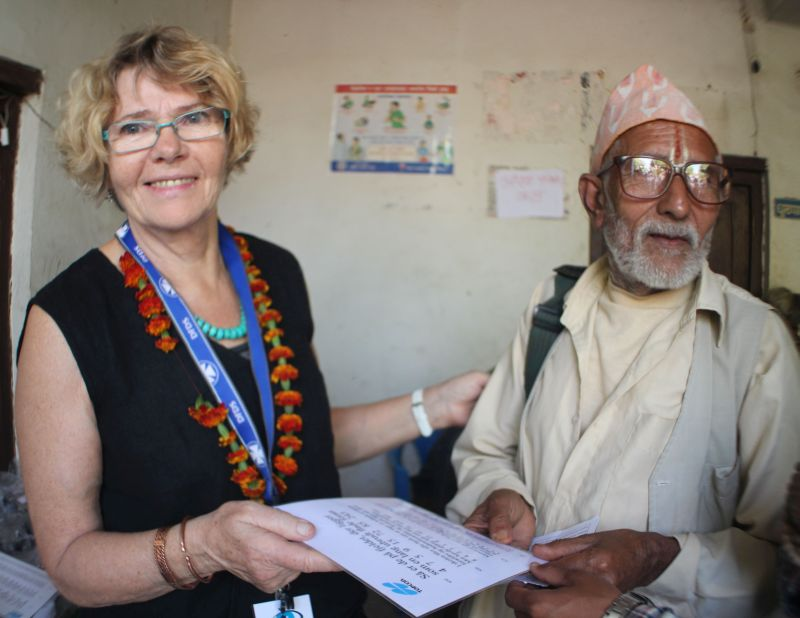Free-Eye-Clinic-Camp-Nuwakot-8
