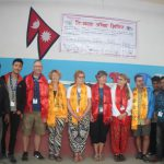 Free Eye Clinic Camp in Nuwakot- let everyone see a beautiful world