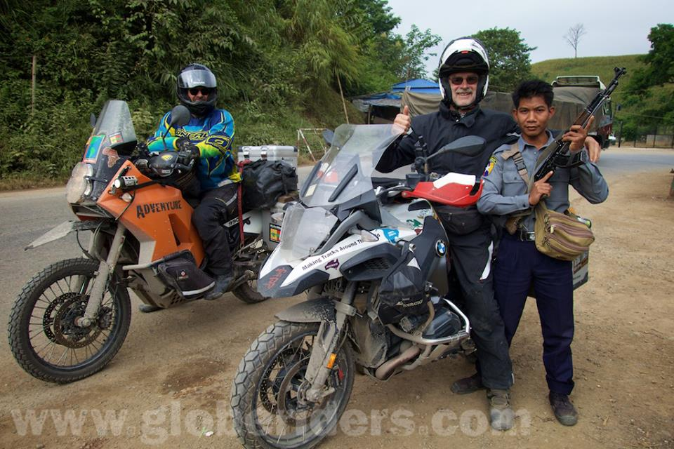 Globe Riders South Asia Journey 2015