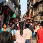 Tihar Vibes in Kathmandu Streets