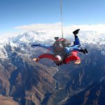 Everest Skydive 2010 Update: NEW RECORD- Skydivers Jump from 30,000 feet!