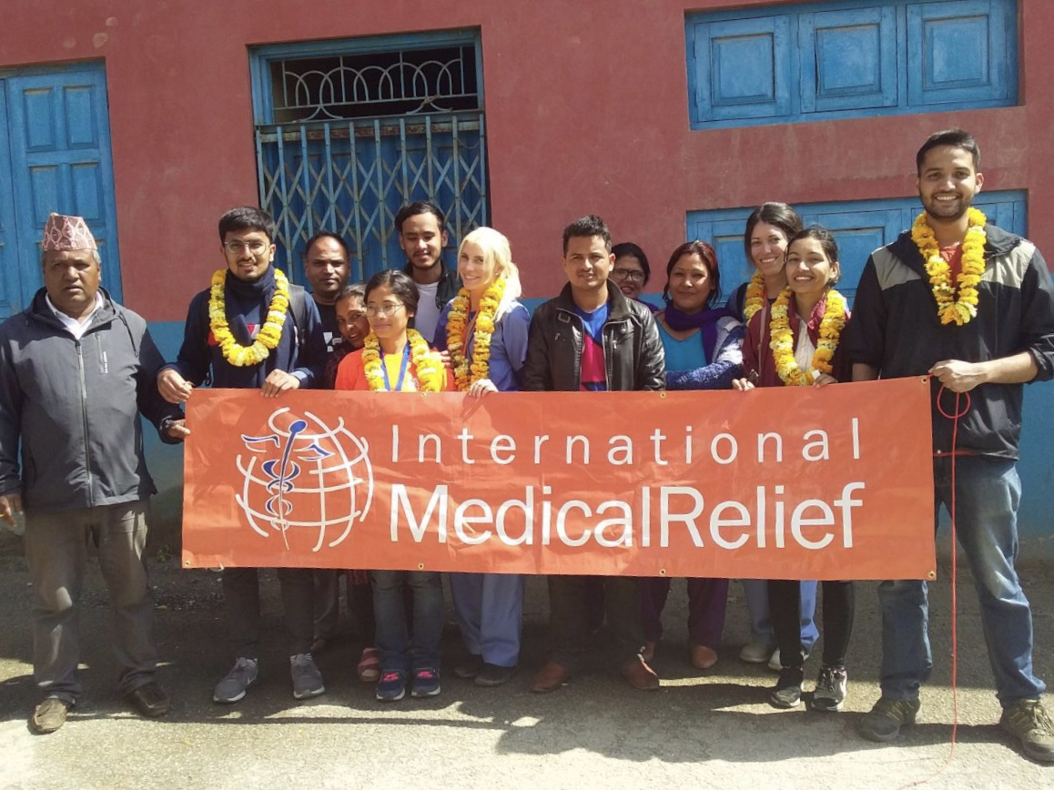 international medical camp