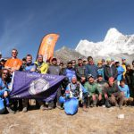 Interview with Wendy Smith on Everest Skydive 2012.