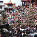The biggest festival in the city of festivals, Kathmandu- Indra Jatra