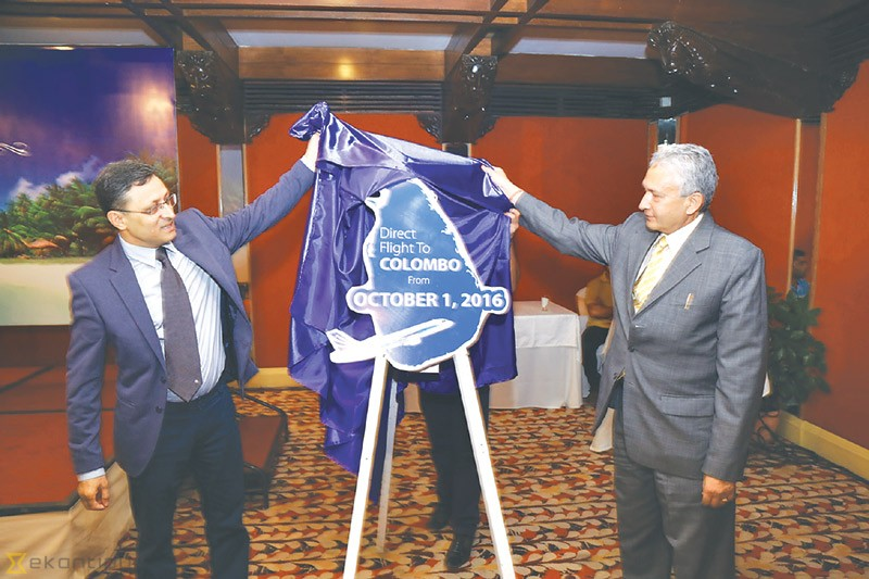 Himalayan Airlines announces Colombo Kathmandu direct flights