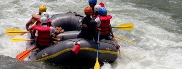 Kathmandu and Pokhara tour with trishuli river rafting
