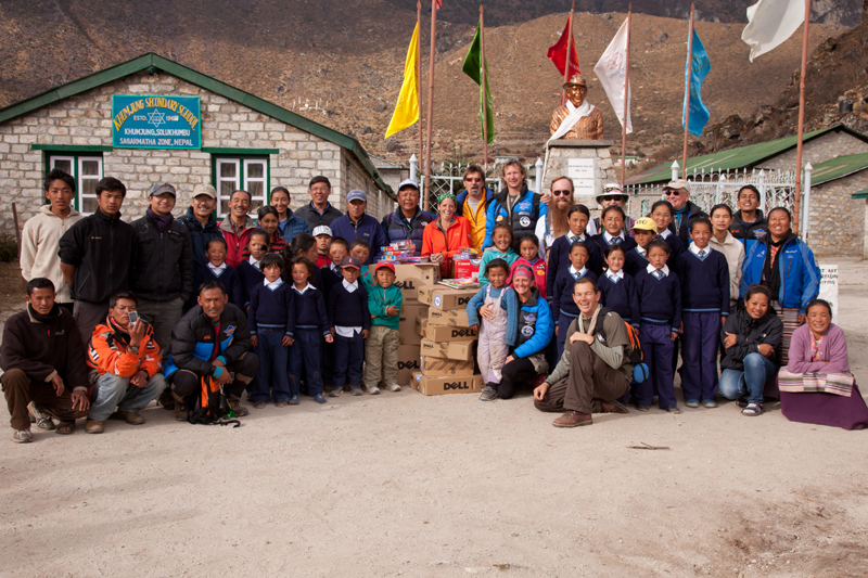 voluntourism in nepal