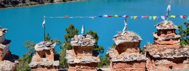 trekking to lower dolpo