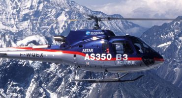 Luxury Helicopter Tour in Nepal