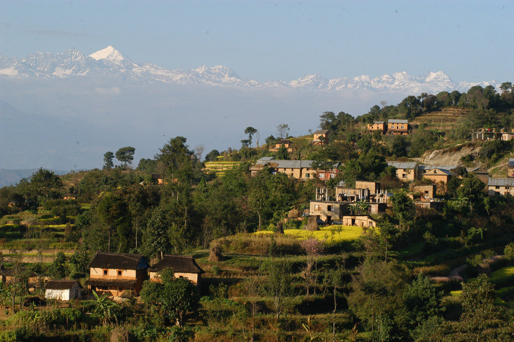 Nagarkot best mountain viewpoints of Nepal