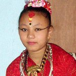 Patan's Kumari(Living Goddess) gets a distinction