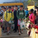Canadian International School Group from Hong Kong Visits Nepal