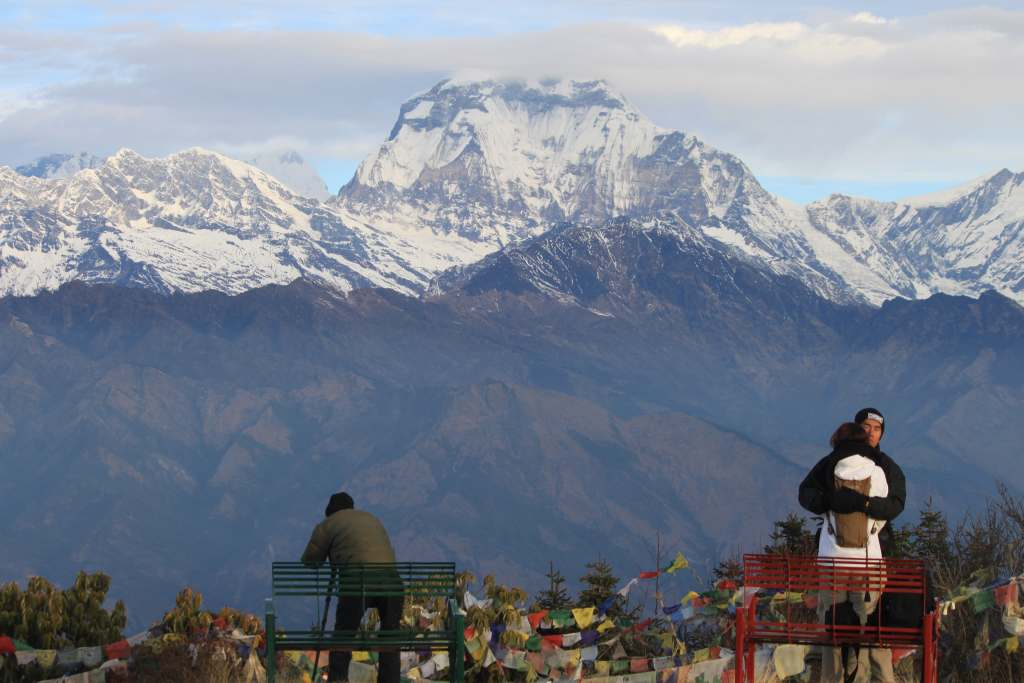 Poonhill best mountain viewpoints of Nepal