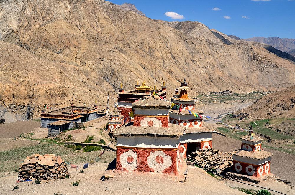 Villages of Upper Dolpo