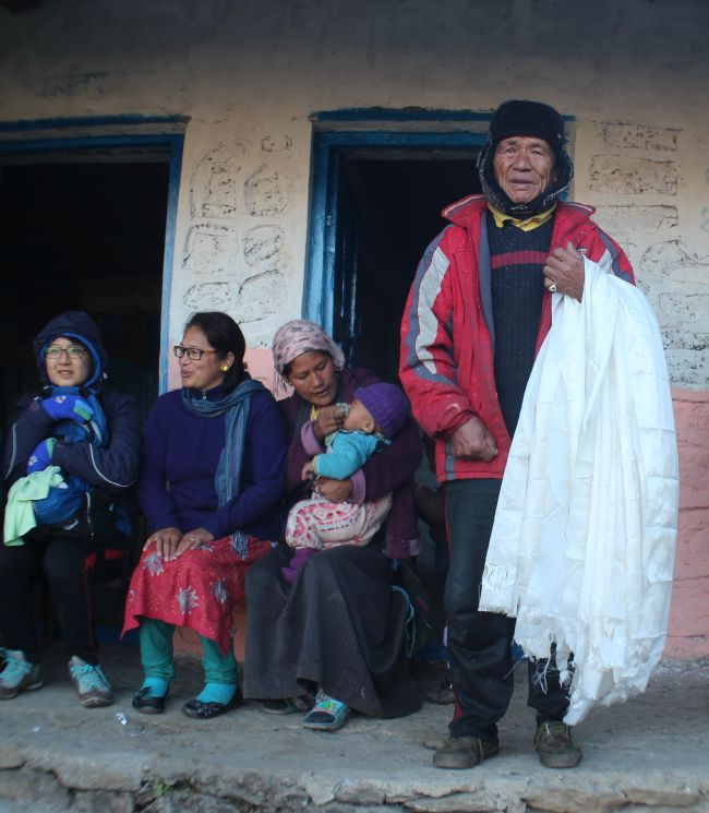 Volunteering-in-Nepal-Langtang-trek-3