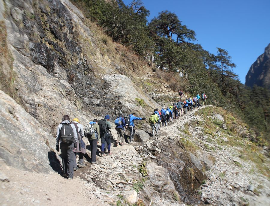 Volunteering-in-Nepal-Langtang-trek-8