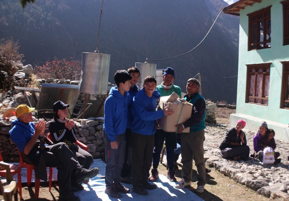 Volunteering-in-Nepal-Langtang-trek