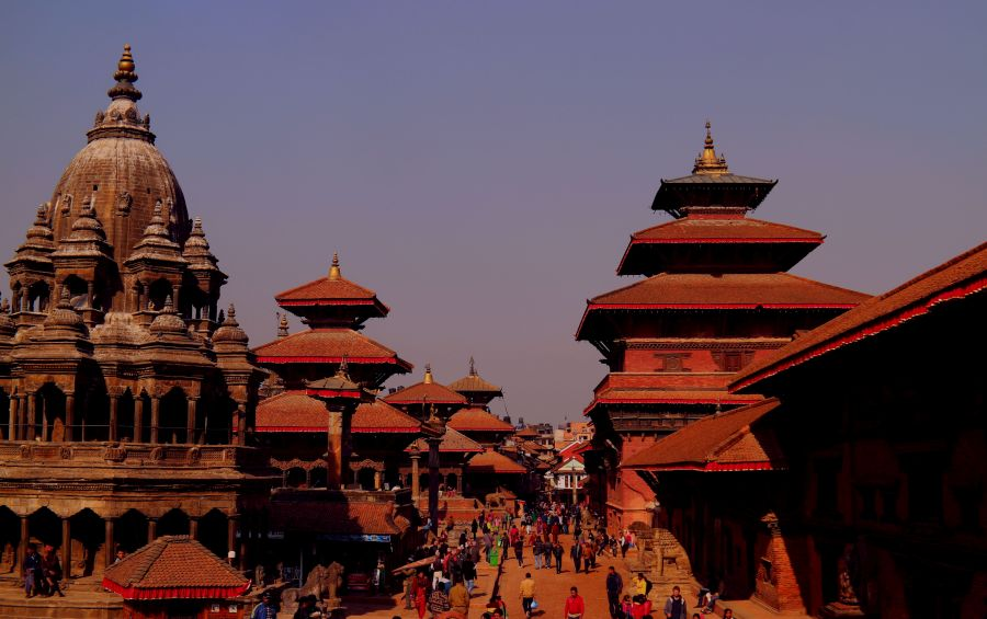 UNESCO world heritage sites of Kathmandu