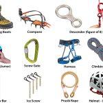 Climbing Gear List for Mera Peak Climbing