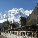 Trekking on the Annapurna Circuit