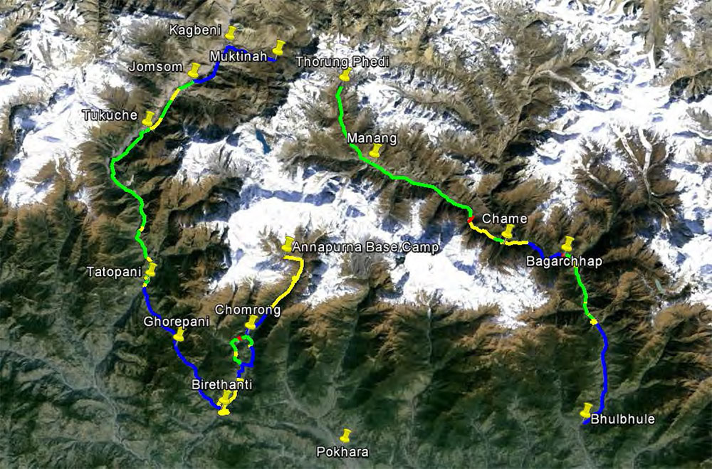 Post quake Assessment on Annapurna Trekking Region