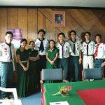 Baden Powell Scout Trek