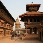 7 Heritage sites in the heritage city Kathmandu.