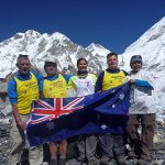 Triumph of the Human Spirit – Two Visually Challenged Australians make it to Everest Base Camp