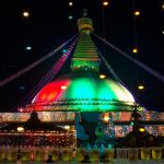 Renovation of Boudhanath completed