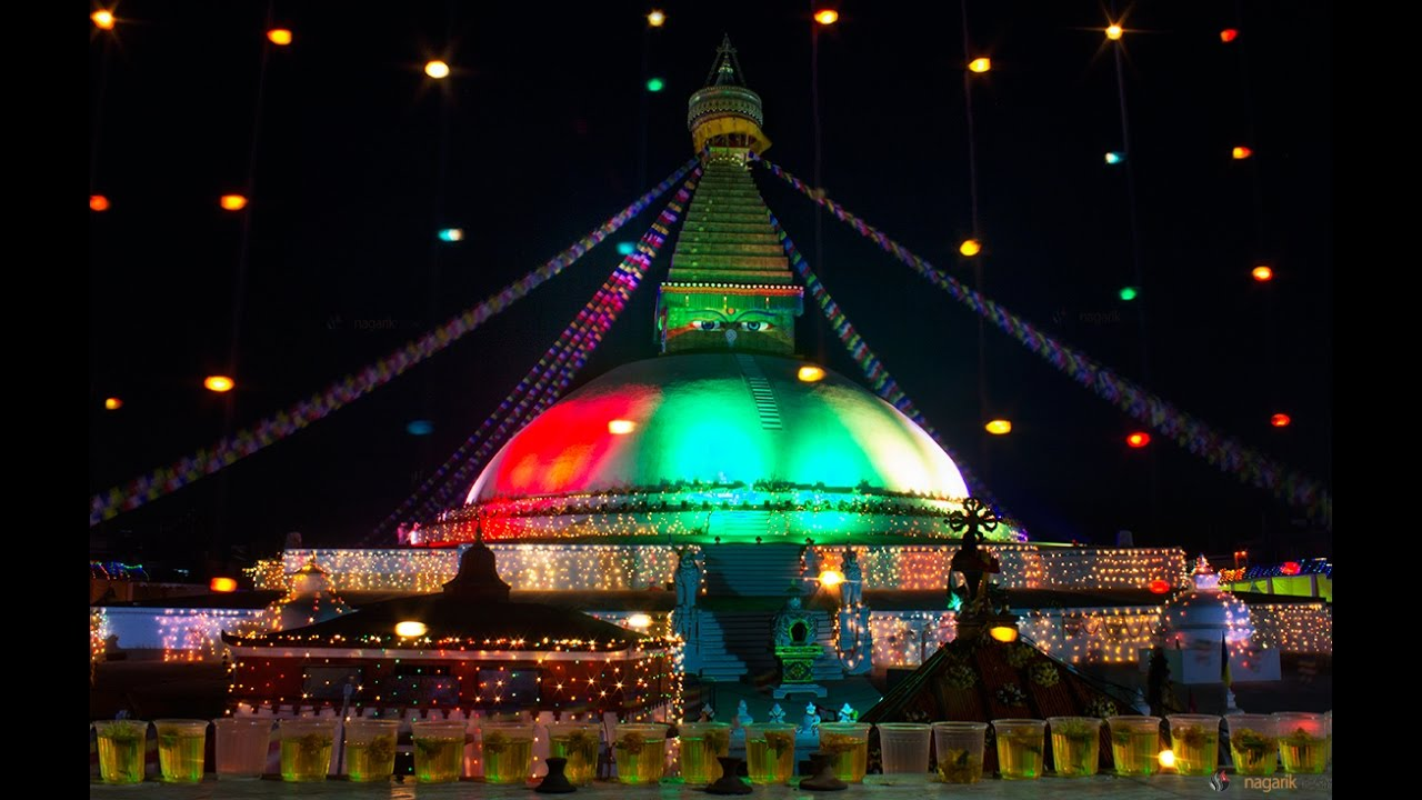 The renovation of UNESCO World Heritage Site listed Boudhanath has been completed.