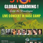Concert at Everest Base Camp